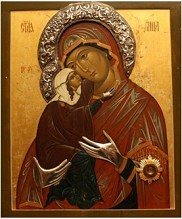 St. Anne, the Grandmother of Christ our God